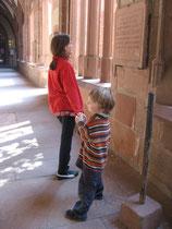 Der Seele Raum geben - Kirchen als Orte der Stille - auch für Kinder