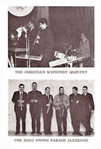 The Christian Schwindt Quintet _ The Zoulou Swing Parade Jazzband