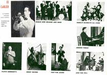 Encore des têtes d'affiche en 1961