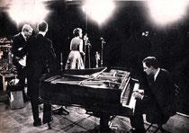 Rita Reys accompagnée par le trio Pim Jacobs