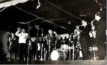 La jam de fin du festival 1960