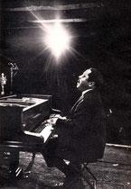 Bud Powel pianiste Américain