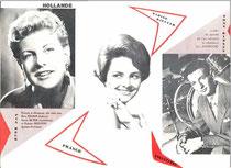 Pia Beck, Nadine Kieffer, Tony Kinsey