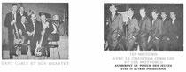Dany Carly et son Quartet _ Les Mistigris