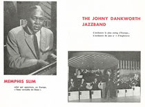 Memphis Slim _ The Johny Dankworth Jazzband