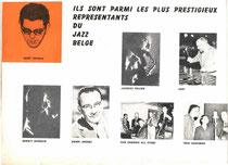 Les Belges en 1961