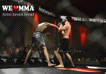 Mansur Gazaev (MMA Club Dresden) vs Kevin Sender (Hardcore Training Bremen)