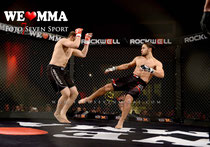 Dustin Stolfuss (Frankers Fight Team) vs Rasul Alautdinov (Wajnach Berlin)