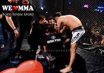 Marcus Hadner (Gorilla MMA Berlin) vs Onur Dalgic (Team Fenriz)