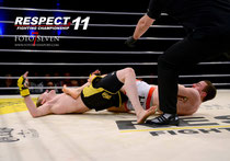 RESPECT.11 - Germany's Premier MMA Event - Bayer Sport Center Dormagen - German MMA Photographer