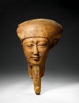 Maschera lignea, Egitto, Periodo Tardo