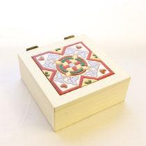 No.141  小箱 red  3,500円