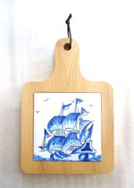 No.132 鍋敷き (約15×22cm) 5,000円