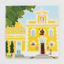 No.116 聖フランシスコ・ザビエル教会(Macau) 10,500円