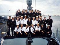 Besatzung Seeadler 2001