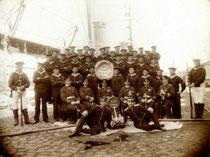 Besatzung Kriegsmarine