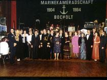 Marineball Schützenhaus 1984