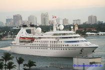 Seabourn Pride - Port Everglades/Miami