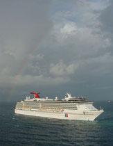 Carnival Spirit - St. Maarten 2002