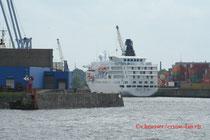 Delphin Voyager in Hamburg