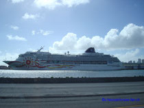 Norwegian Sun - Port of Miami