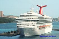 Carnival Triumpf - Nassau/Bahamas