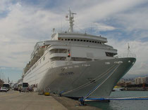 Costa Europa - St. Cruz de Tenerife 2002