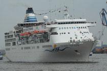 Delphin Voyager in Hamburg 2009