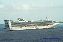 Grand Princess - Grand Cayman