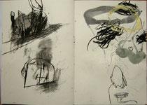 Zeichenbuch 2012-13, 30cm x 24cm