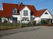 Einfamilienhaus in Titanzink vorbewittert