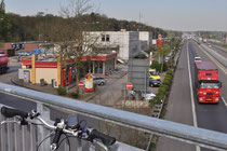 Grenzübergang Niederdorf