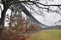 Nord-Ostsee-Kanal,Grünentaler Brücke
