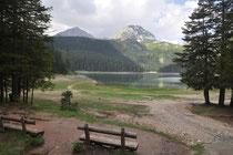 Zabljak, Crno jezero