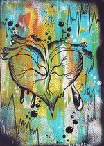 Heart format A5