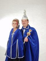 Jürgen I. & Silke II. - Prinzenpaar 2002/ 2003