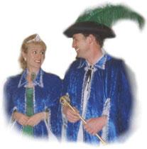 Gerhard I. & Lydia I. - Prinzenpaar 1997/ 1998