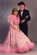 Christian I. & Anja I. - Prinzenpaar 1991/ 1992