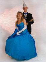 Michael I. & Manuela I. - Prinzenpaar 2004/ 2005