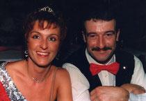 Uwe I. & Vera I. - Prinzenpaar 1996/ 1997