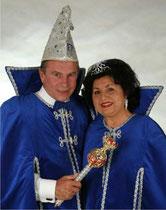 Franz I. & Sigrid I. - Prinzenpaar 2007/ 2008
