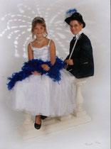Andreas I. und Marie Therese I. - Kinderprinzenpaar 2004/ 2005