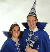 Christian II. & Isabel I. - Prinzenpaar 2011/ 2012