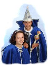 Tarcisio I. & Jessica I. - Prinzenpaar 2005/ 2006