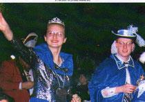 Markus I. & Johanna I. - Prinzenpaar 1995/ 1996
