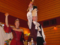 Georg I. & Conny I. - Prinzenpaar 2003/ 2004