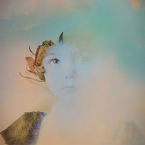 """vintage style photo, """"Memory04"""", is part of a series of photographs called Memory"""