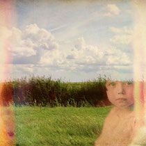 """vintage style photo, """"Memory 02"""" is part o a series of photographs called Memory"""