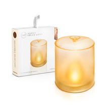Luci candle effect inflatable candle