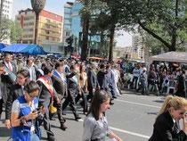 Präsident Evo Morales